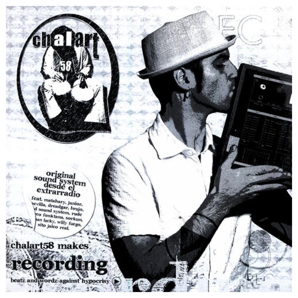 """CHALART 58 - """"RECORDING"""""""