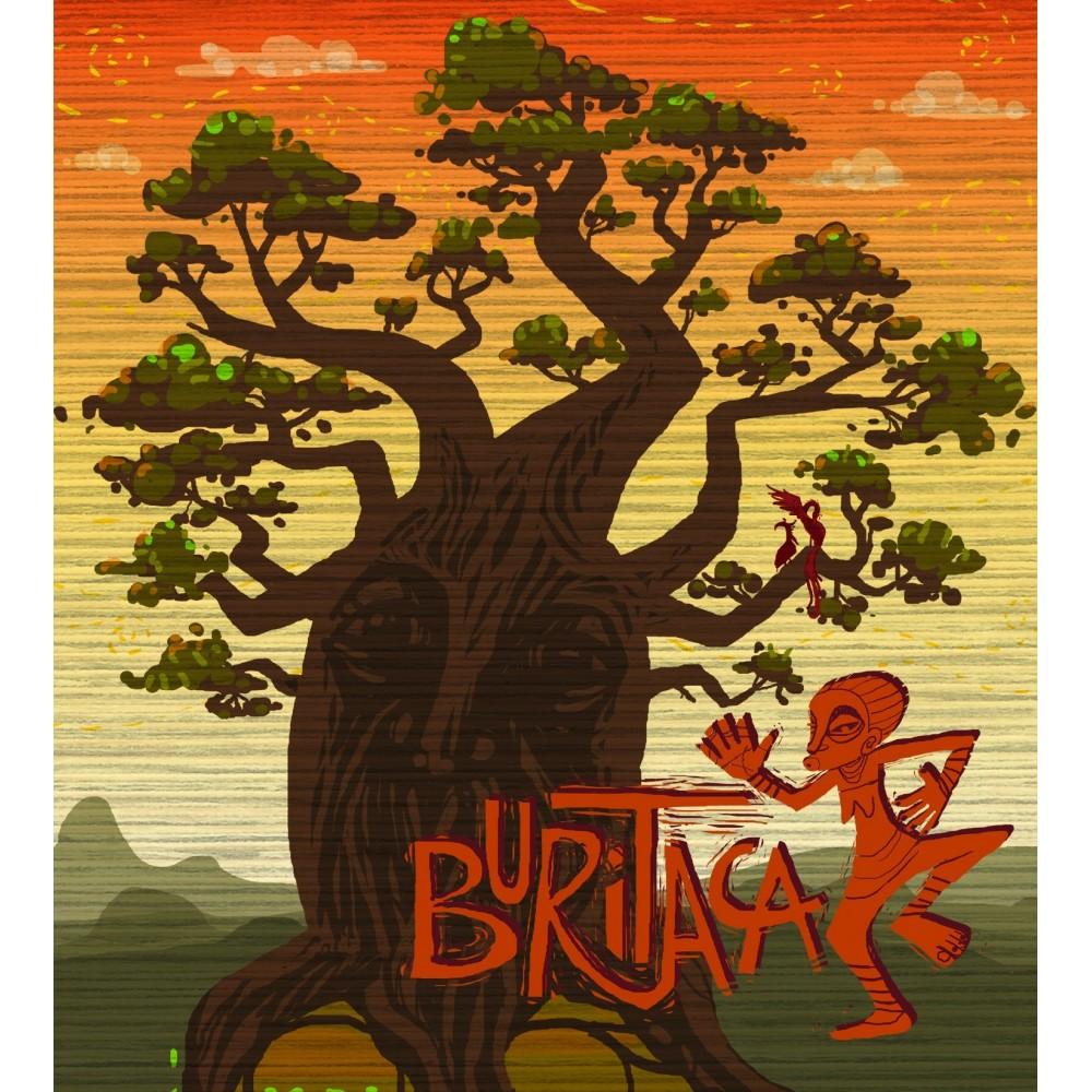 "BURITACA - ""BARAWANI"""