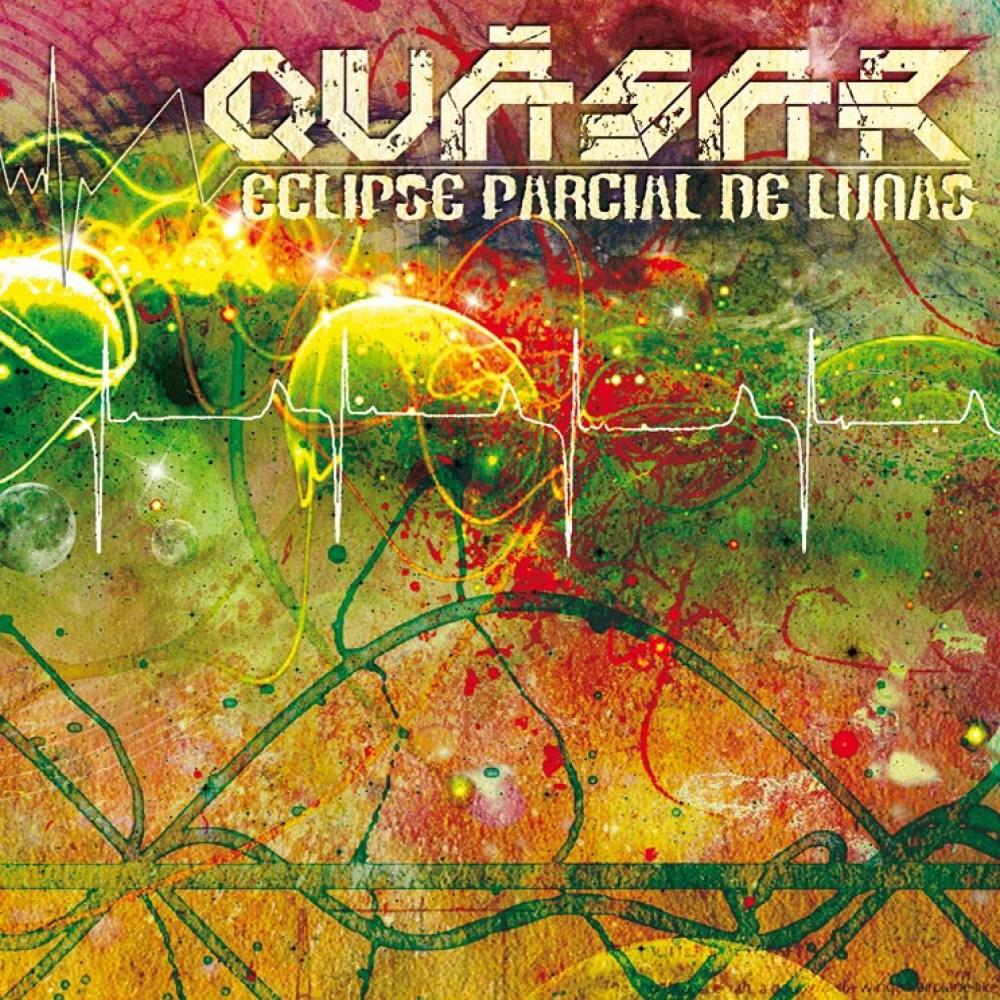 """QUASAR - """"ECLIPSE PARCIAL DE LUNAS"""""""