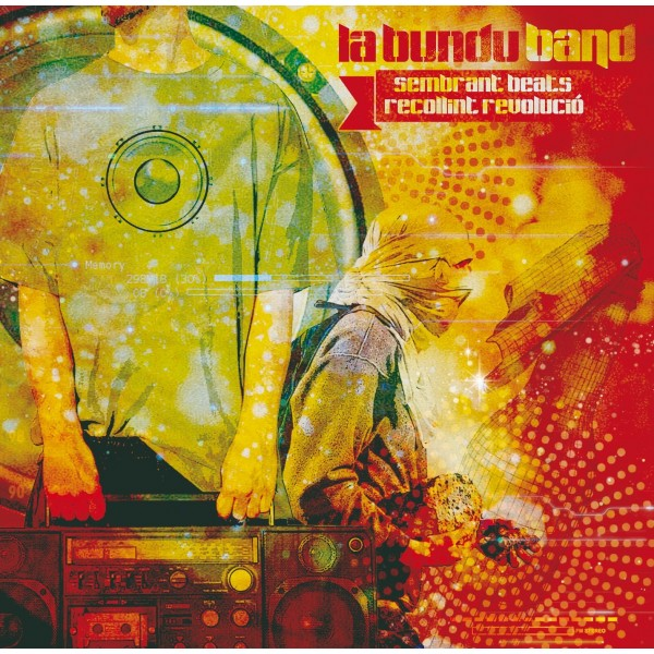 "LA BUNDU BAND - ""CAT SAMURAI"""