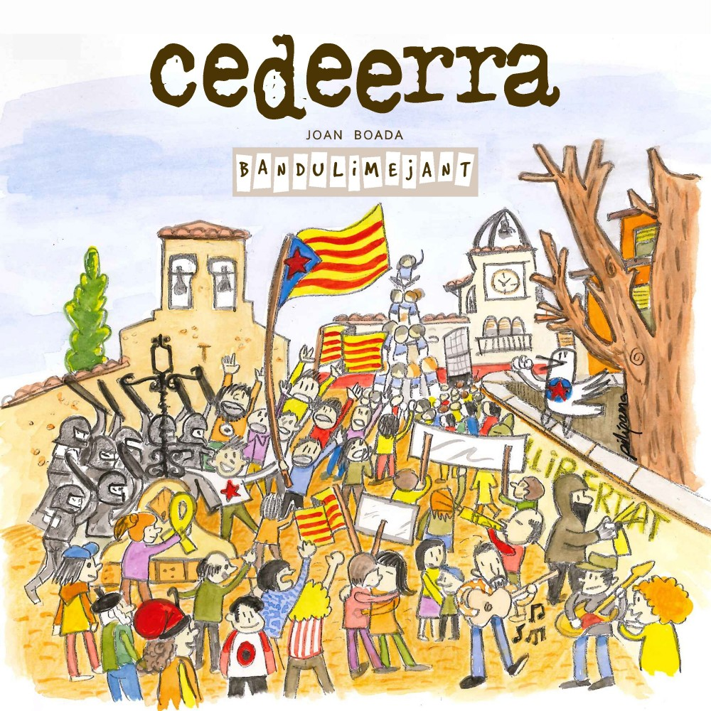 JOAN BOADA - Cedeerra