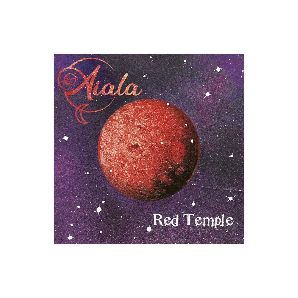 AIALA - Red temple