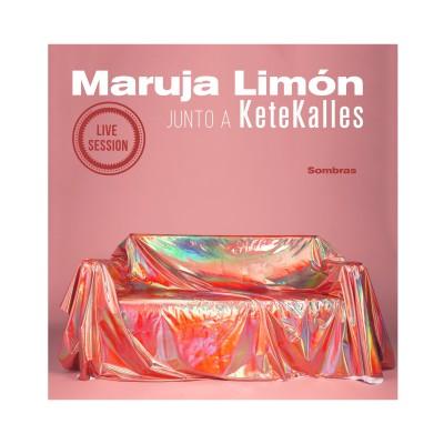 """Maruja Limón publiquen el segon volum de les """"Live Sessions"""""""