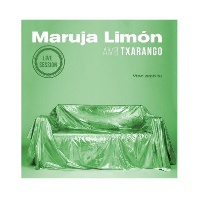 """Maruja Limón publiquen demà el tercer volum de les """"Live Sessions"""""""