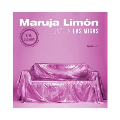 """Maruja Limón publiquen aquest divendres l'últim single de les """"Live Sessions"""""""