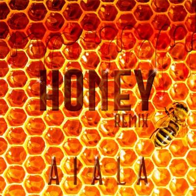 """Aiala  publica el proper divendres 11 de juny el remix de """"Honey"""""""