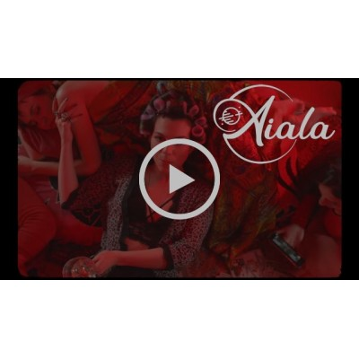 "Presentem el nou videoclip d'Aiala, ""Red temple"""